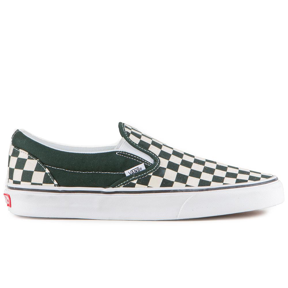 Vans Classic Slipon Checkerboard Anaheim Factory