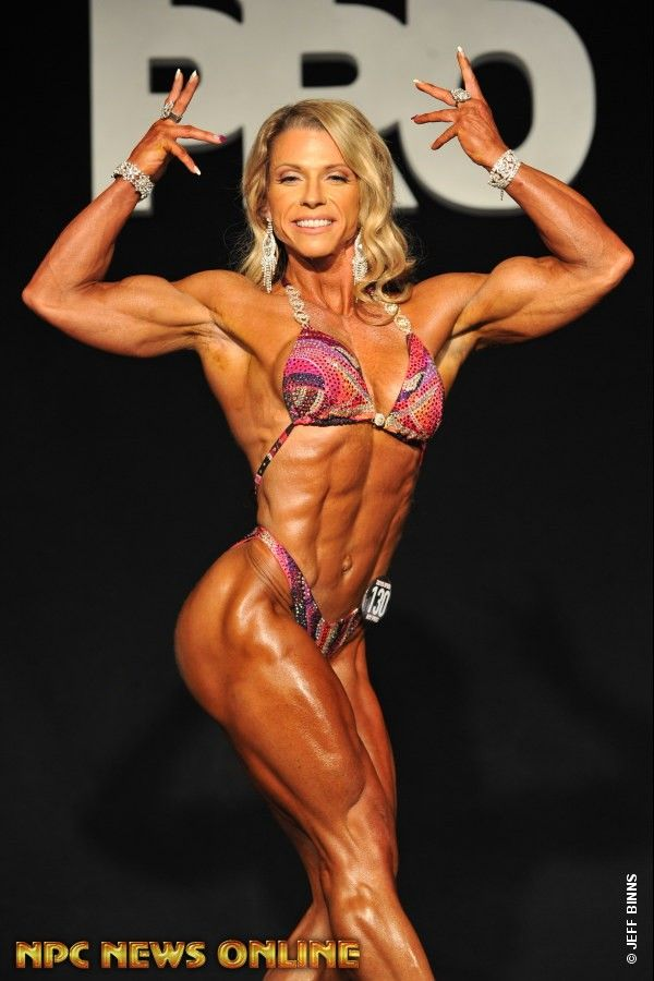 Rx Muscle Contest Gallery  Fabiola Boulanger Abs