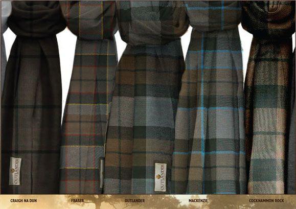 Mackenzie Plaid Curtains