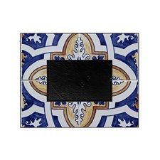 Lisbon azulejos Picture Frame for