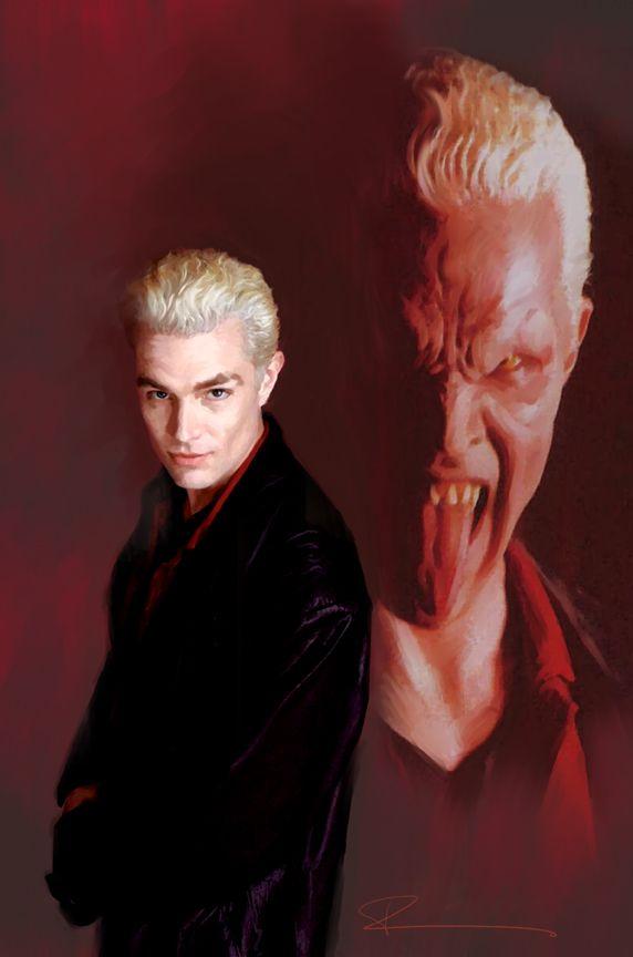 Spike - Buffy the Vampire Slayer - Richard Pace