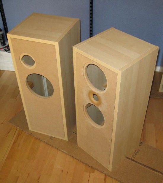 Ikea Kitchen Cabinets Quality: IKEA Kitchen Cabinets To Make BaffleXchange Speaker Boxes