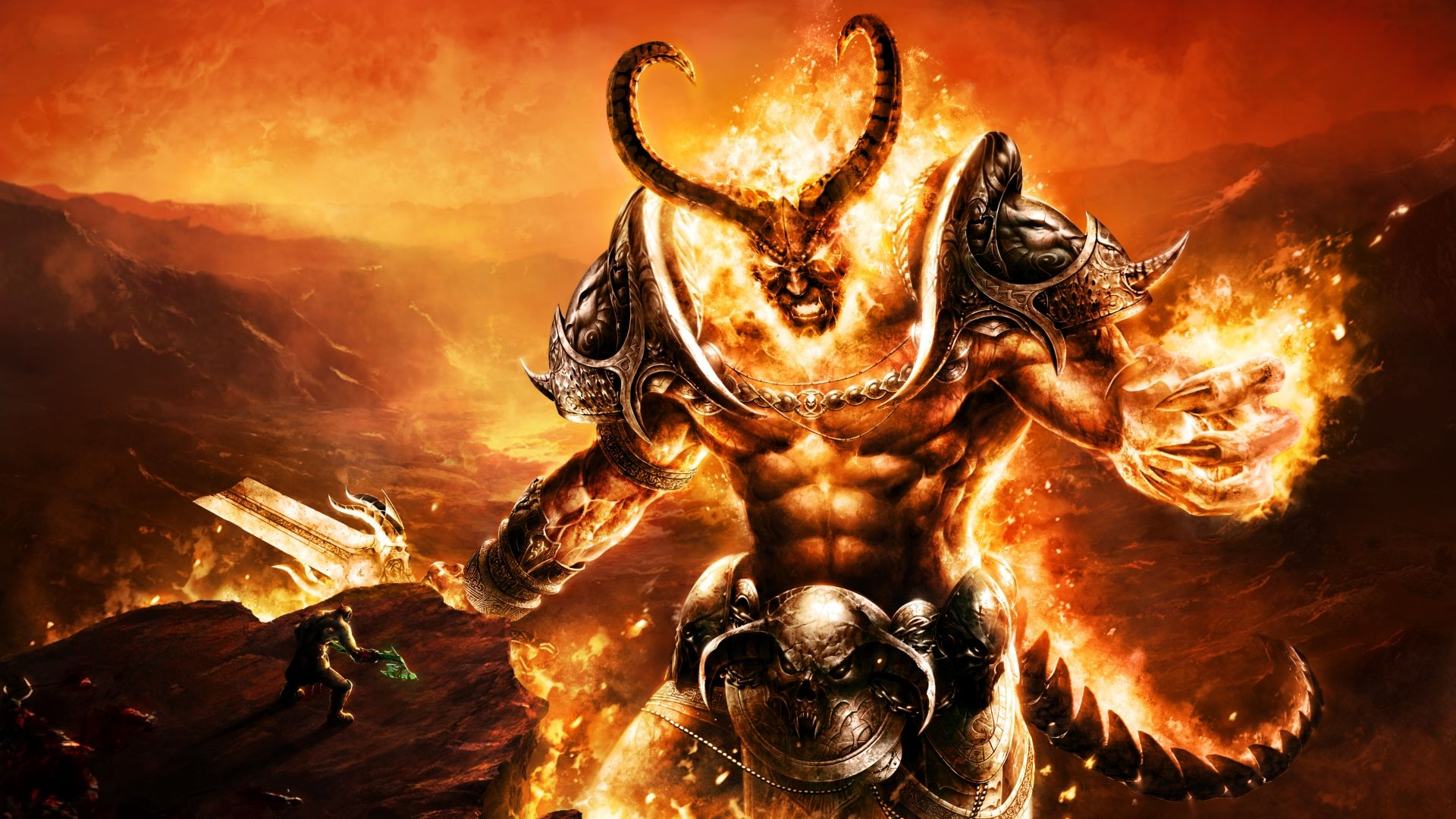 Demon Wallpaper HD World of warcraft wallpaper, Warcraft