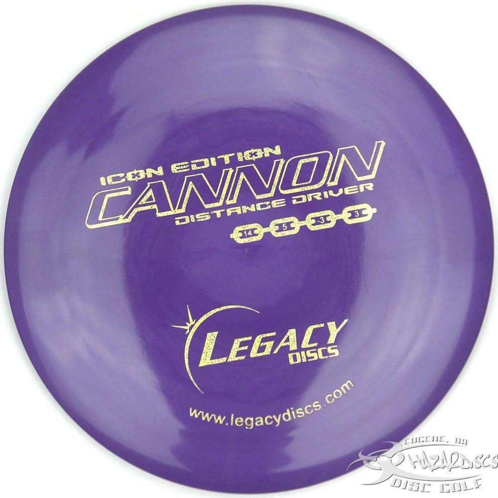 21+ Cannon disc golf viral