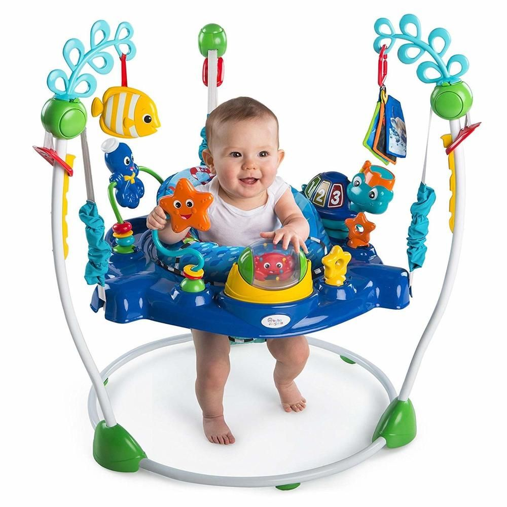 Baby Activity Center Baby Activity Center Neptune S Ocean Discovery Jumper 4 Height