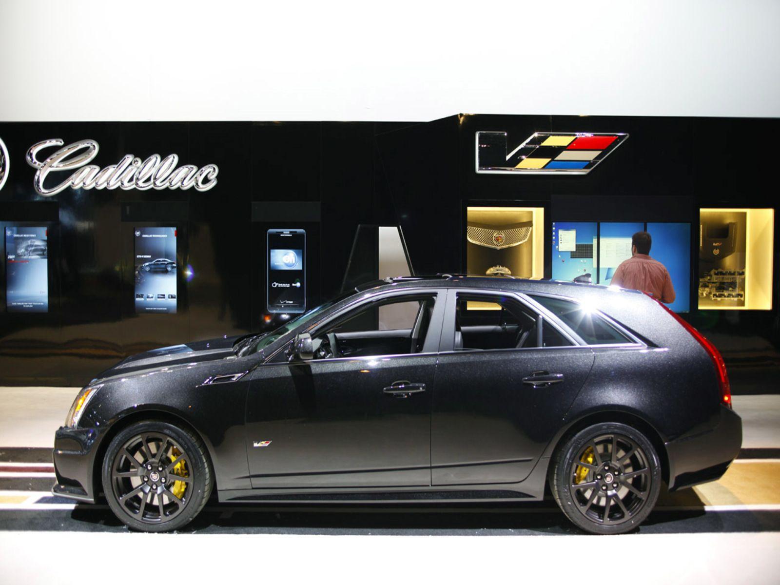 Cadillac Cts-V Wagon For Sale >> Used Cadillac Cts V Wagon For Sale In Texas World Car
