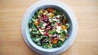 Salat med søtpotet