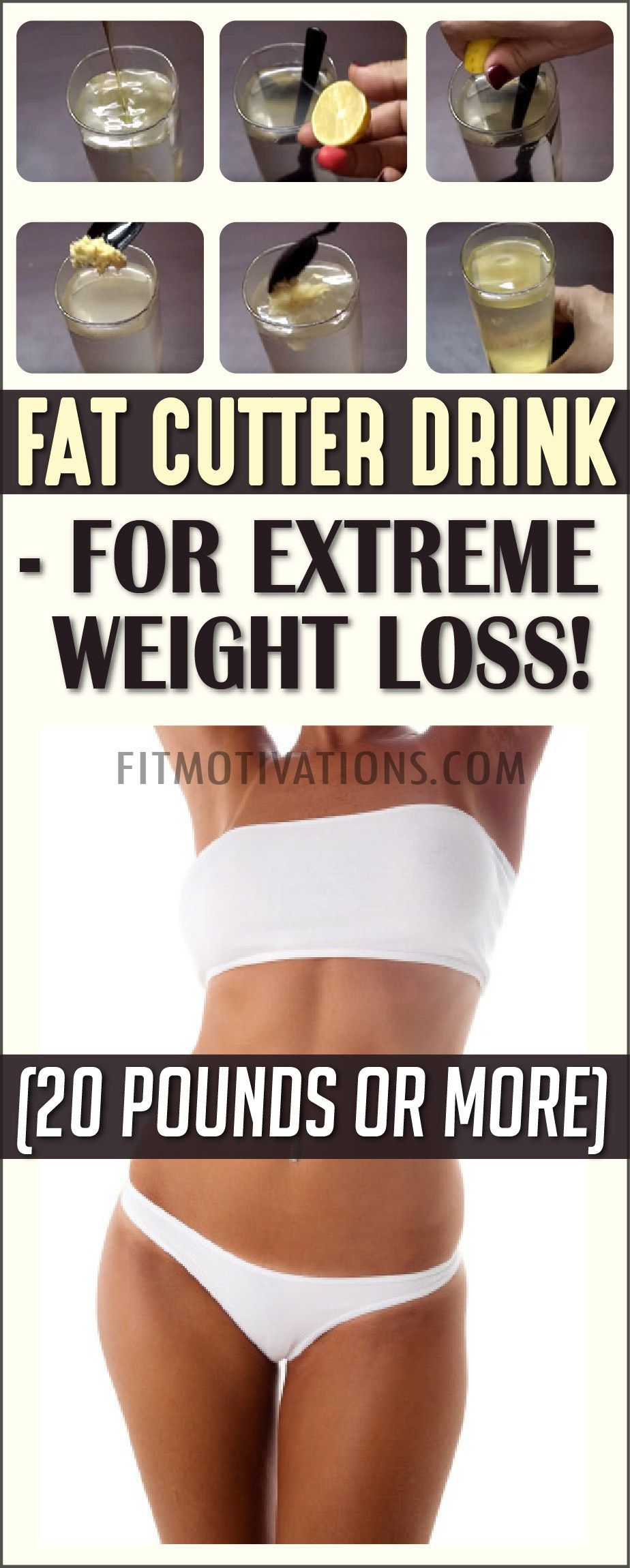 Lose belly fat daily