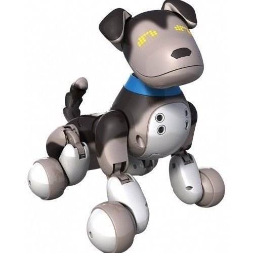 Zoomer Interactive Puppy Shadow Robot Dog Pup Puppy Pet Robosapien