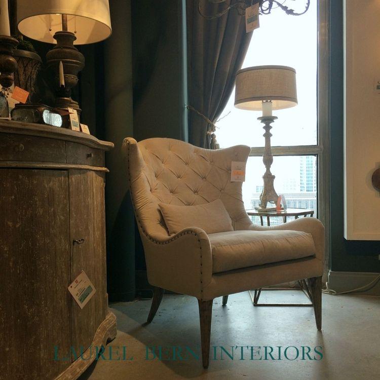 Fabulous chair at #AidanGray #AmericasMartATL
