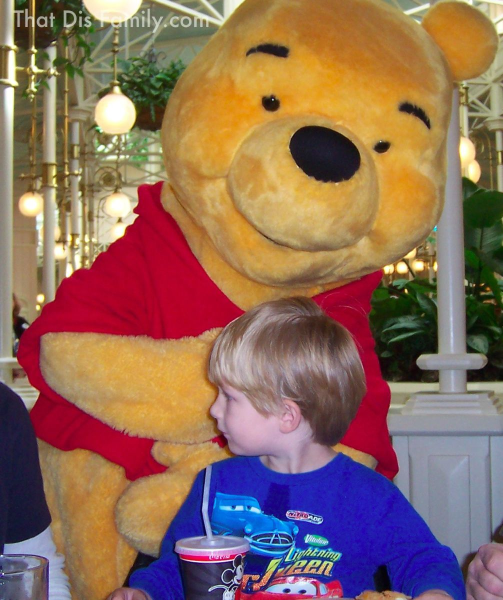 Disney Character Meet And Greets Strategies For Shy Children