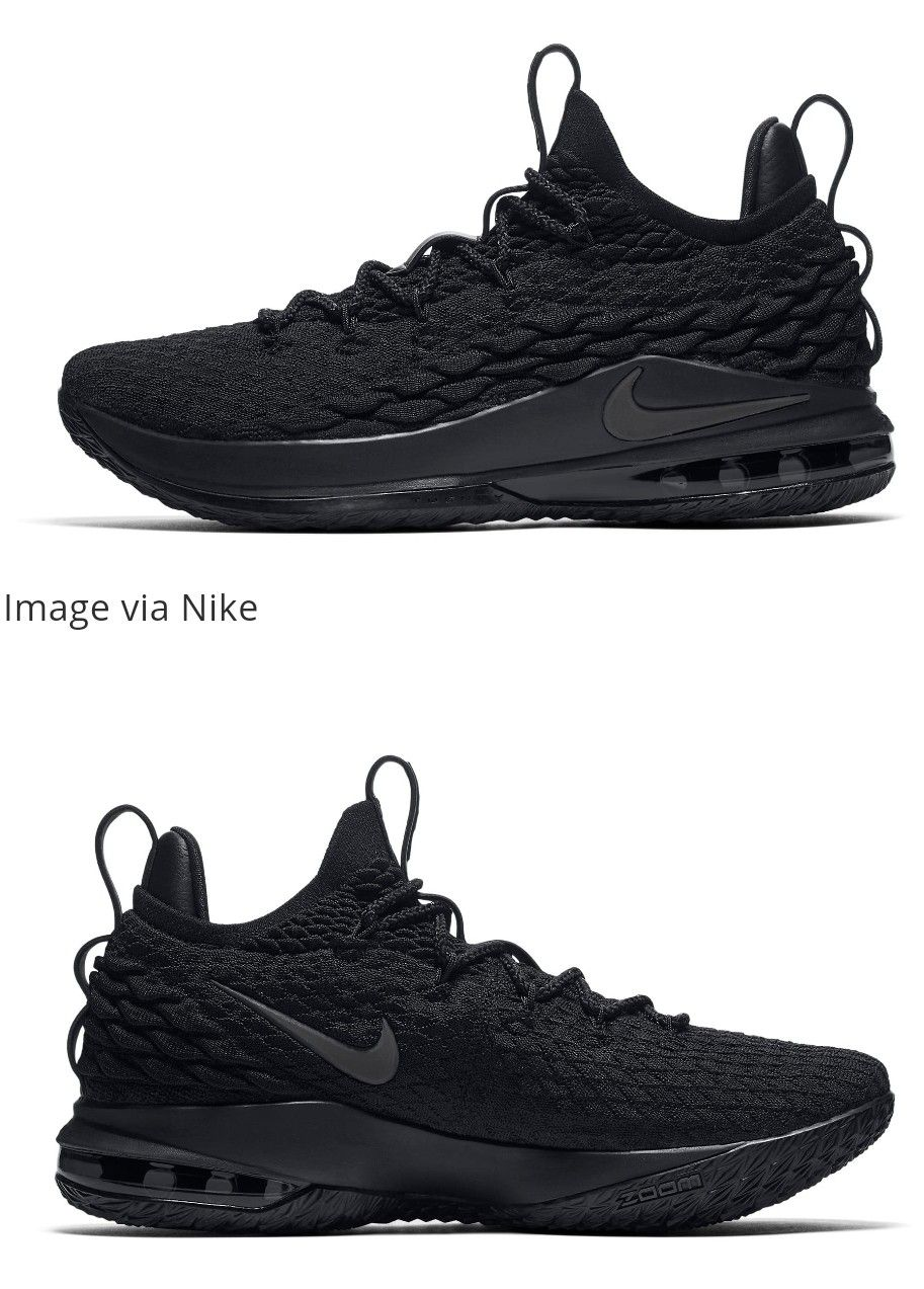 the best attitude 6d6f2 83eb8 Nike LeBron 15 Low