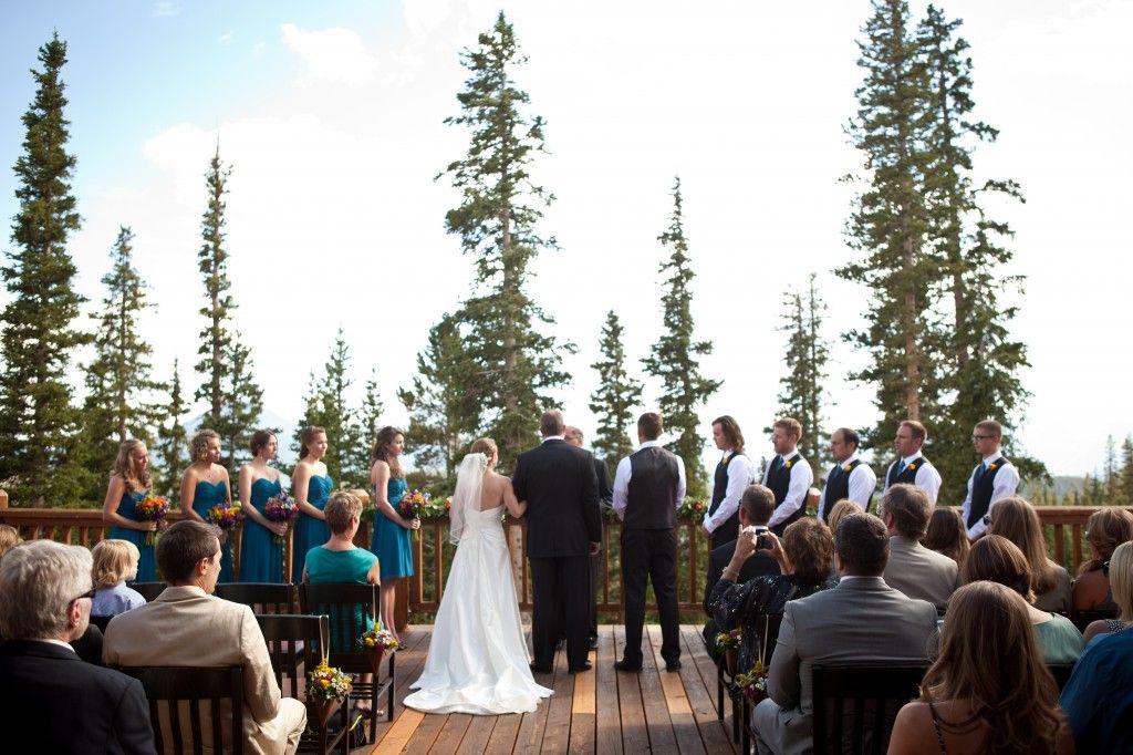 Katelyn And Max S Wedding Timber Ridge Keystone Colorado A Photography Distinctive Mountain Events