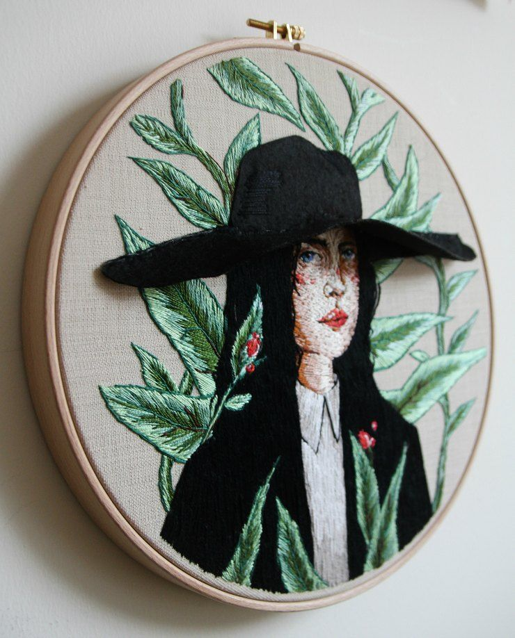 Pin By Rabab El Noury On Embroidery Pinterest Embroidery Class
