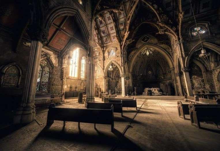palazzi misteriosi