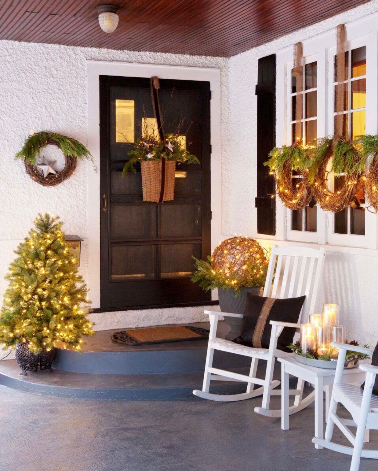 Pin by Brandon Liebmann on Christmas Outdoor decor