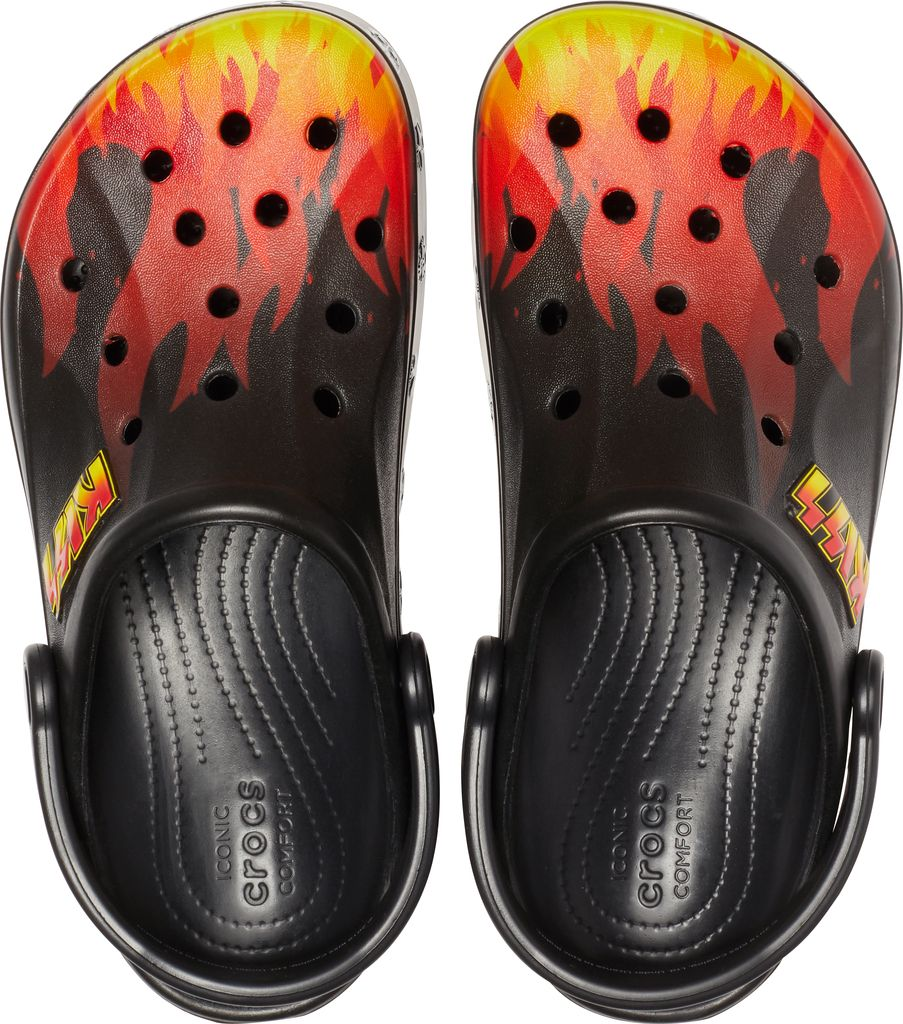 Crocs Collaborated With Legendary \u002770s Rock Band Kiss on the