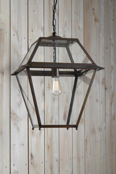 lanterne d 39 ext rieur suspendre sous potence sur. Black Bedroom Furniture Sets. Home Design Ideas