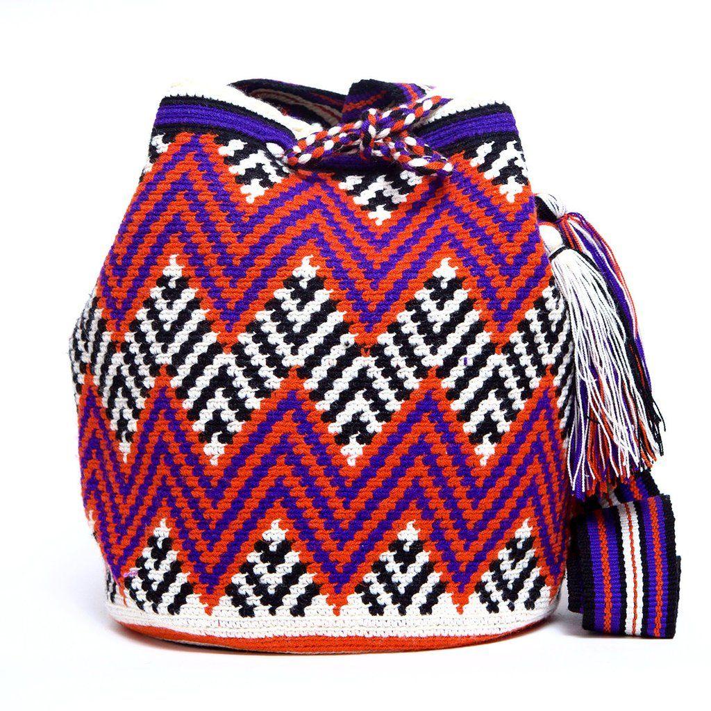 New Collections of handmade Wayuu Bags now online at WayuuTribe.com #WayuuBags