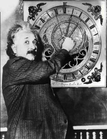 Αποτέλεσμα εικόνας για Albert Einstein's Clock