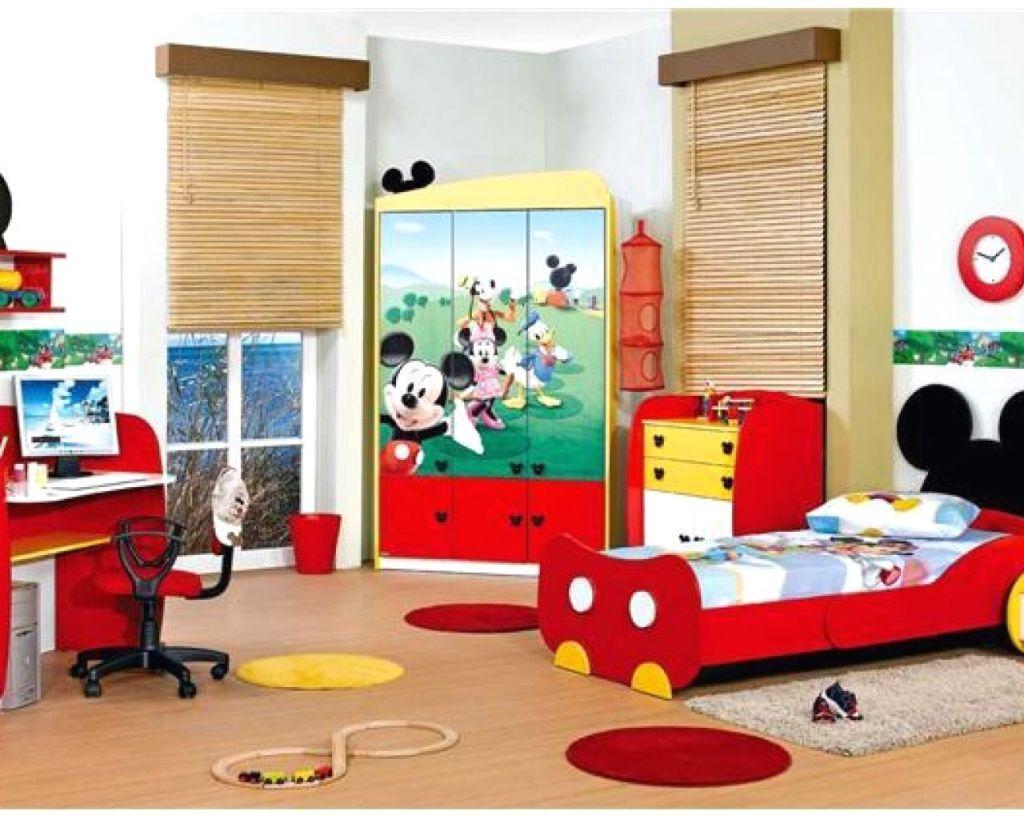 Best Mickey Mouse Bedroom Set Design Ideas