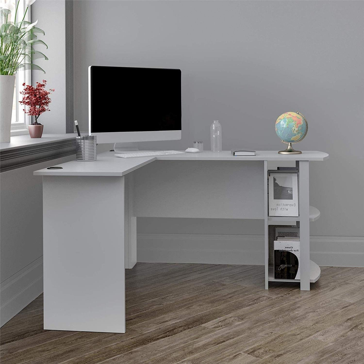 Create the perfect office space with the ameriwood home