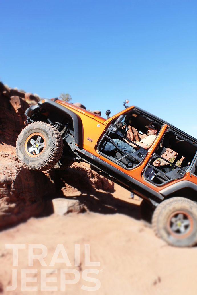 Rocker Knocker - Pritchett Canyon #EJS #Moab