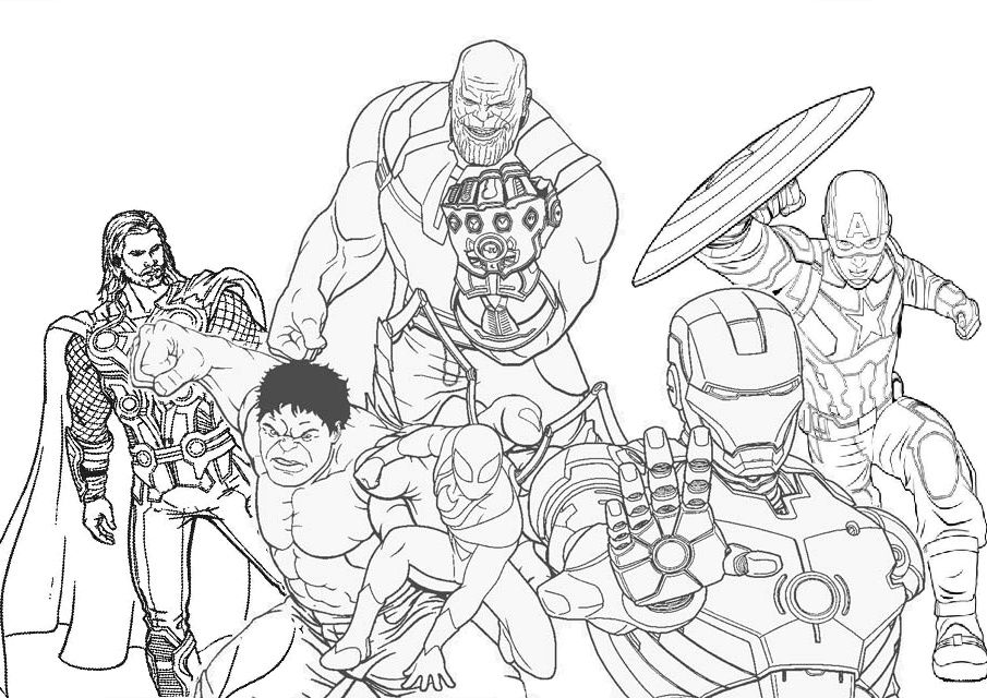 22 Avengers Coloring Pages Easy And Hard Pages Print Color Craft Avengers Coloring Pages Avengers Coloring Lego Coloring Pages