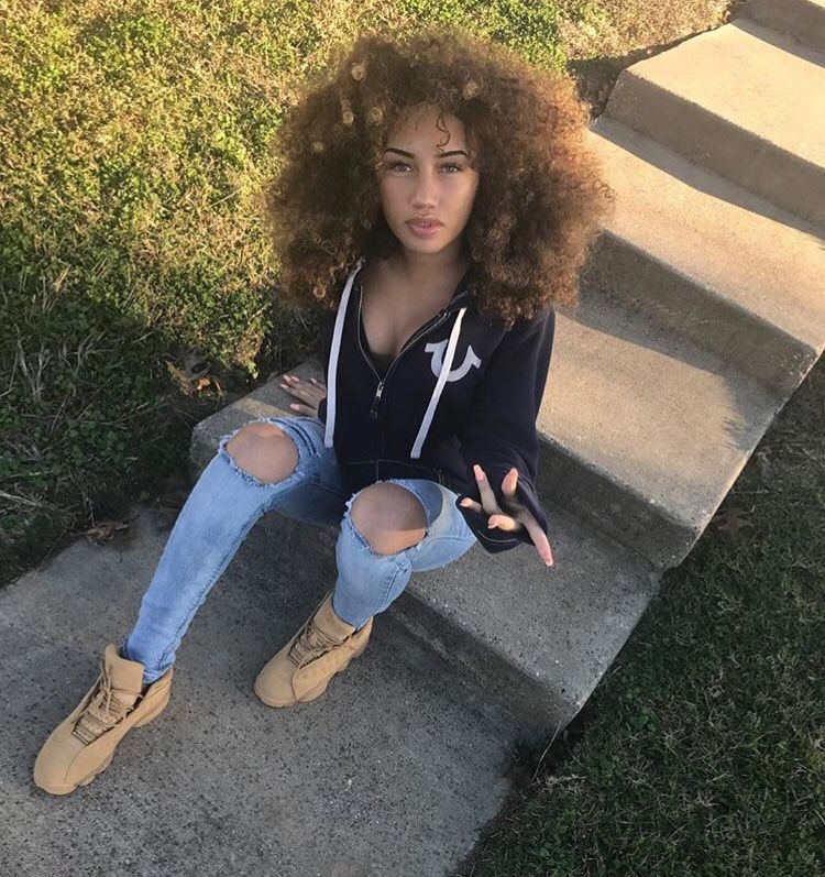 Like What U See Then Follow Jaycreations04 For More Curly Hair Styles Naturally Curly Hair Styles Girl