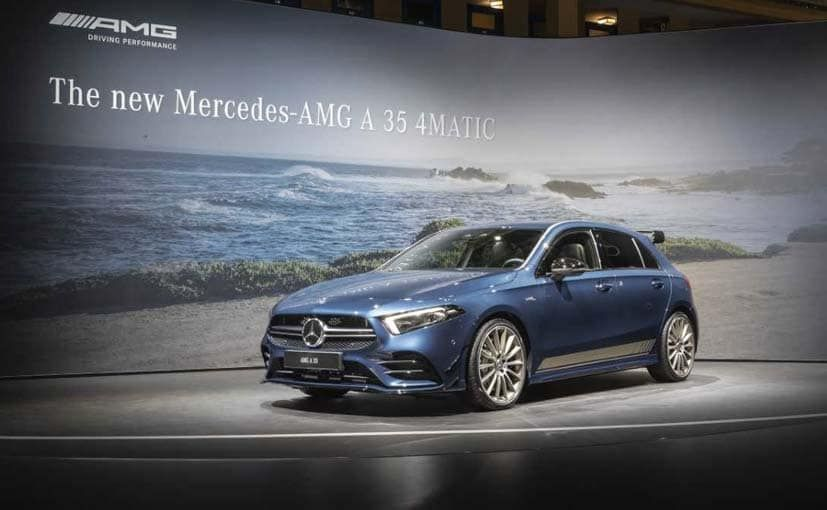Mercedes Benz New A 35 Amg Dealer Mercedes Benz Mercedes Benz Mercedes Jerman