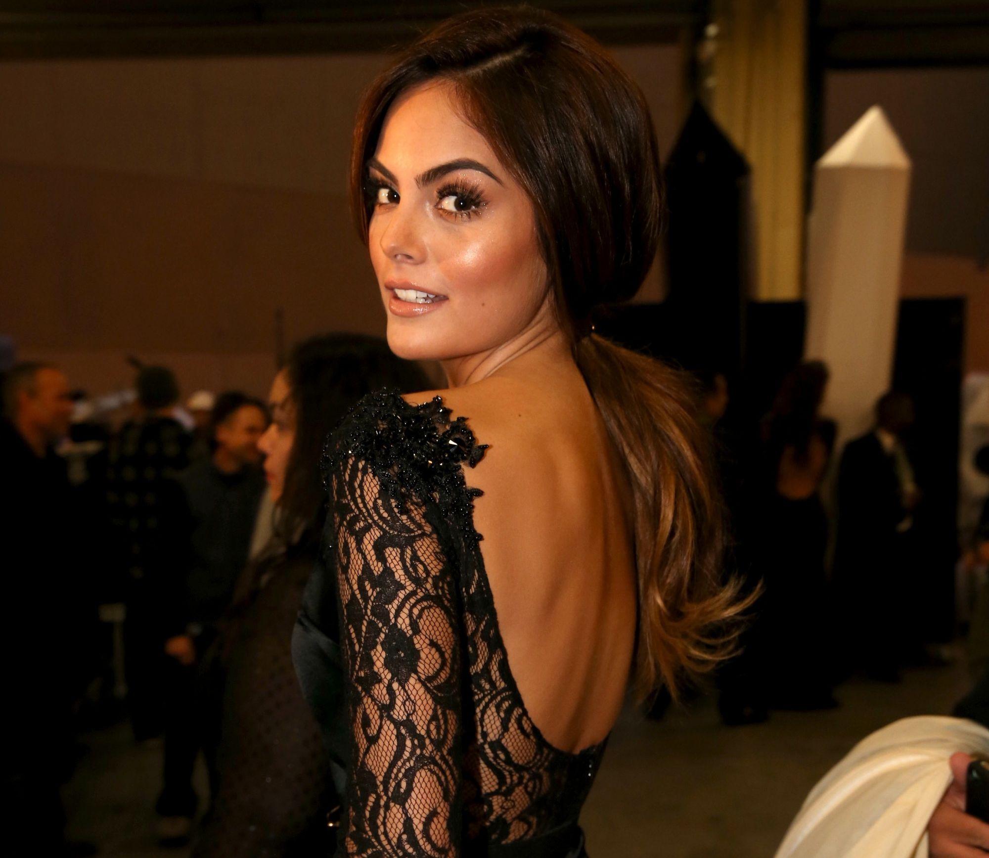 Ximena Navarrete, ¿desnuda? | Celebrity News | Ximena ...  Ximena Navarret...