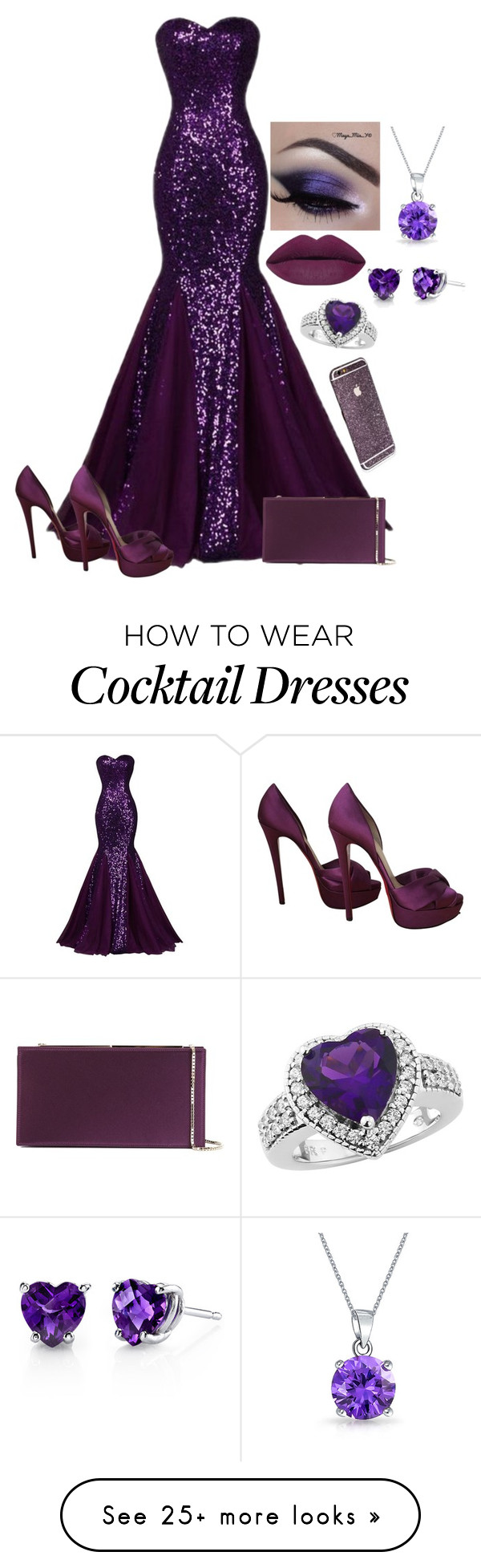 """""""Untitled #34"""" by lottielou1212 on Polyvore featuring Jimmy Choo, Oravo, Bling Jewelry and Christian Louboutin"""