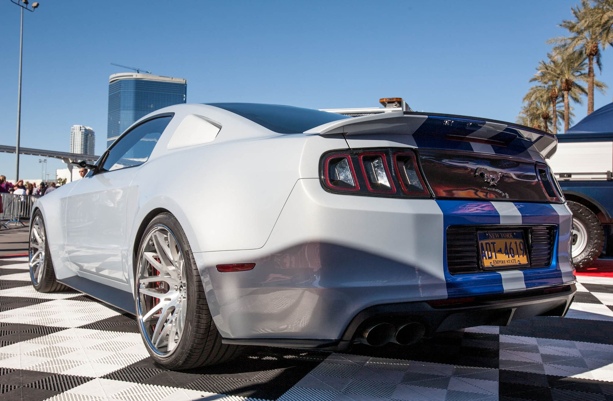 Need For Speed Ford Mustang Gt Rear Three Quarter Photo 5
