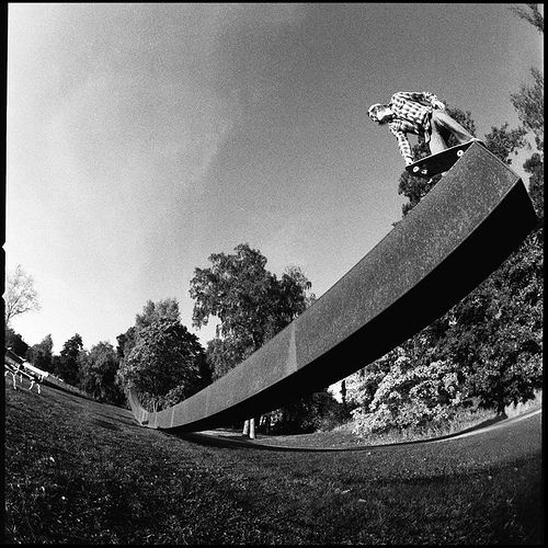 """""""This is skateboarding"""" - SkateInfusion #skate"""