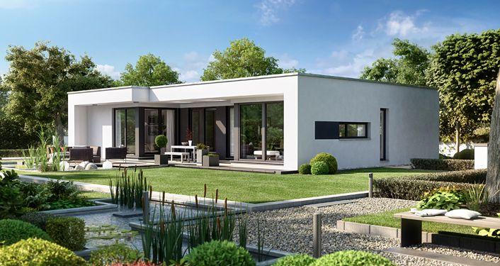 architekten haus finess 135 b denbender hausbau homes. Black Bedroom Furniture Sets. Home Design Ideas