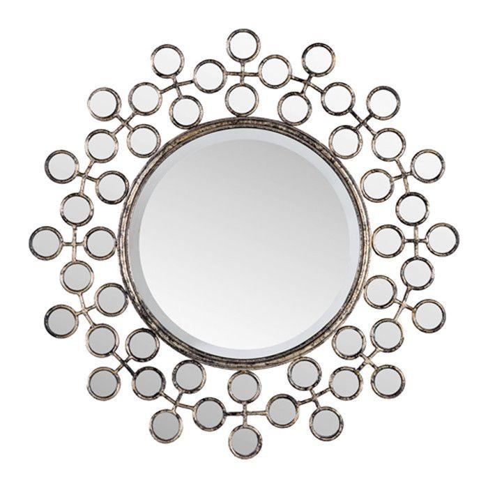 Audriana Wall Mirror// oh so bubbly:))