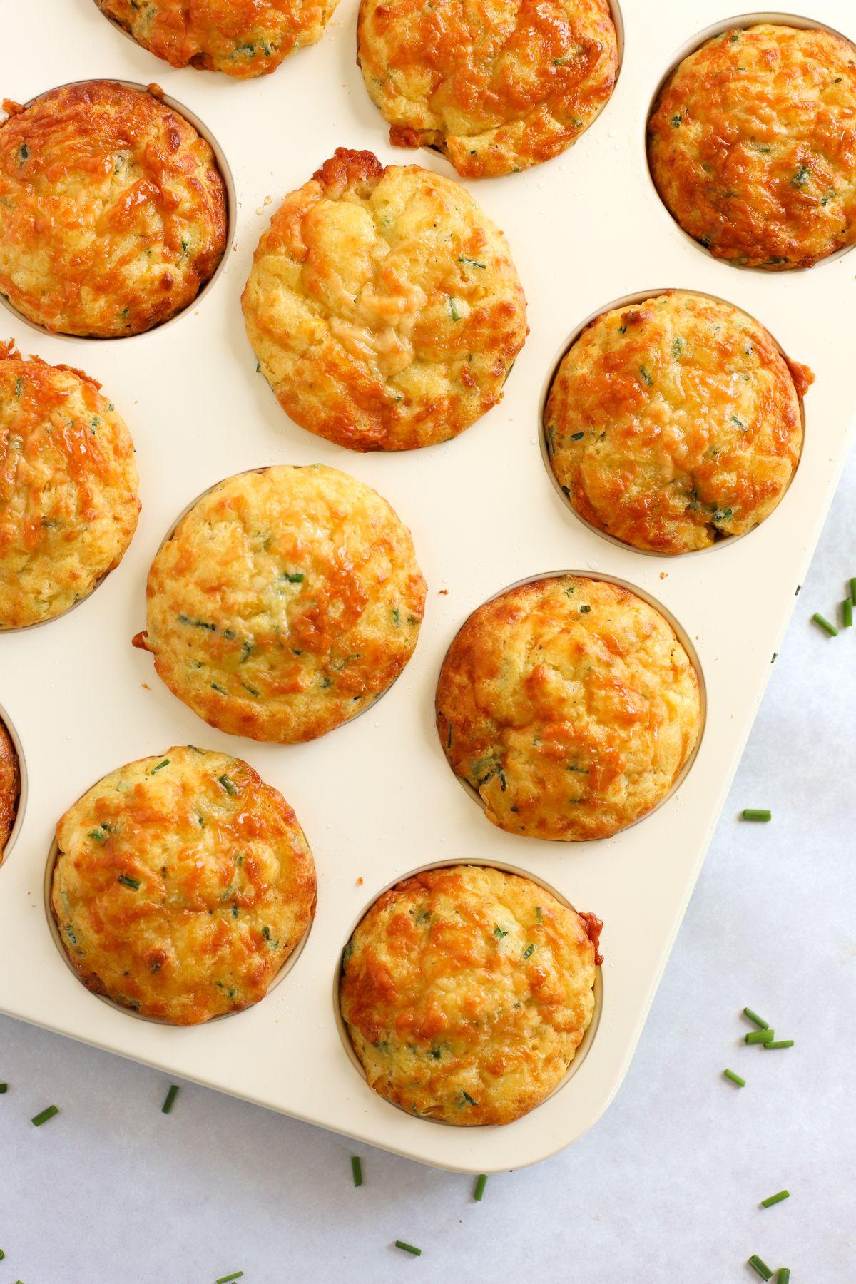 Savoury Muffins With Cheese And Sweetcorn Quick Yummy Recipe Savory Muffins Recipes Savoury Muffins Vegetarian Savory Snacks