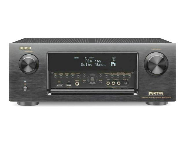 The 10 Best High End Home Theater Receivers Of 2020 Home Theater Receiver Wireless Technology Denon Avr