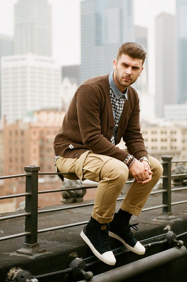 Lookbook Publish - The Officer and Gentleman (Fall/Winter 2012)