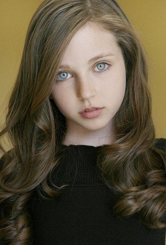 girl teen Baby face