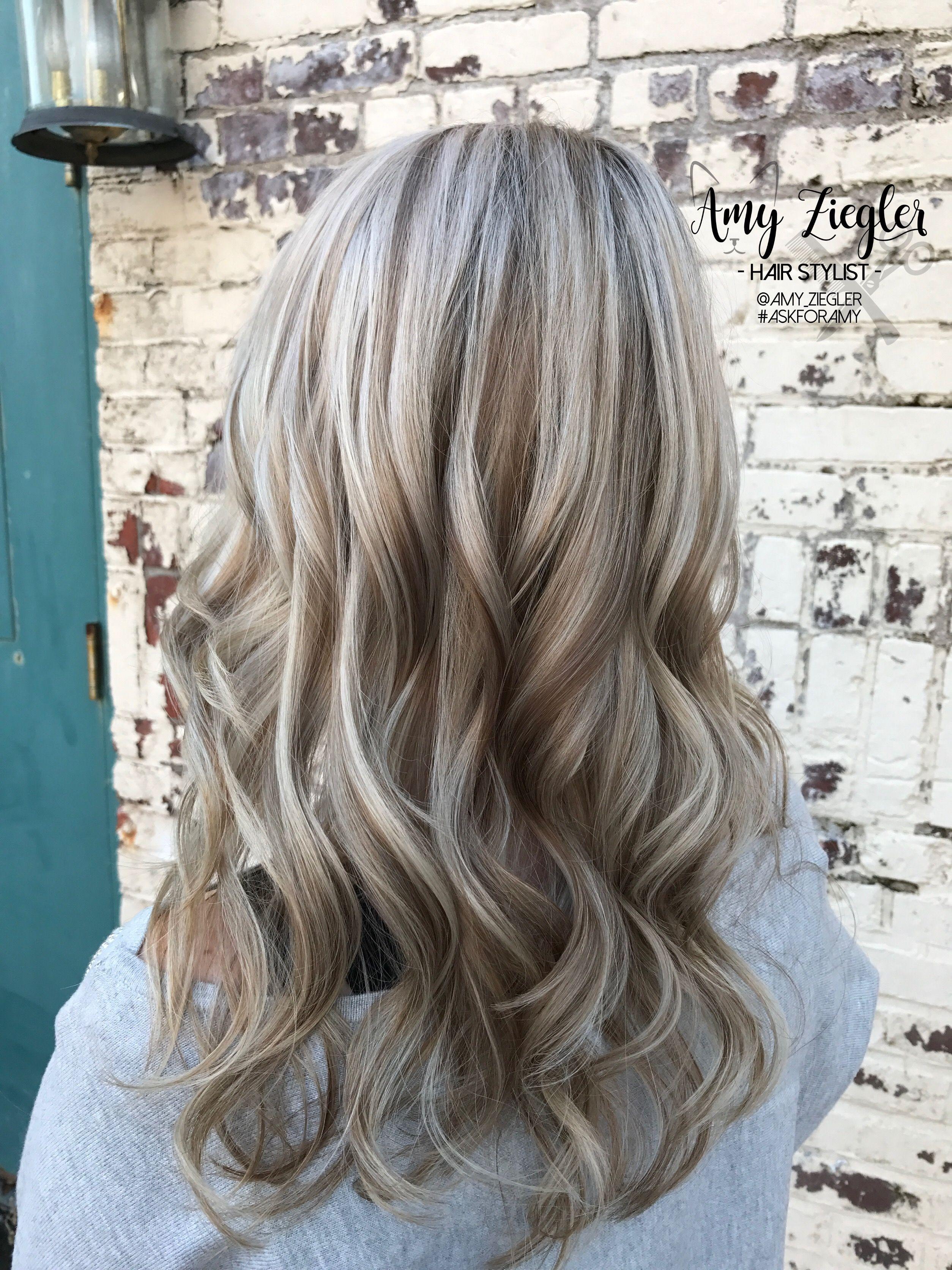 Platinum Blonde Highlight Lowlight By Askforamy Versatilestrand
