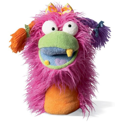 Hairy The Hand Puppet