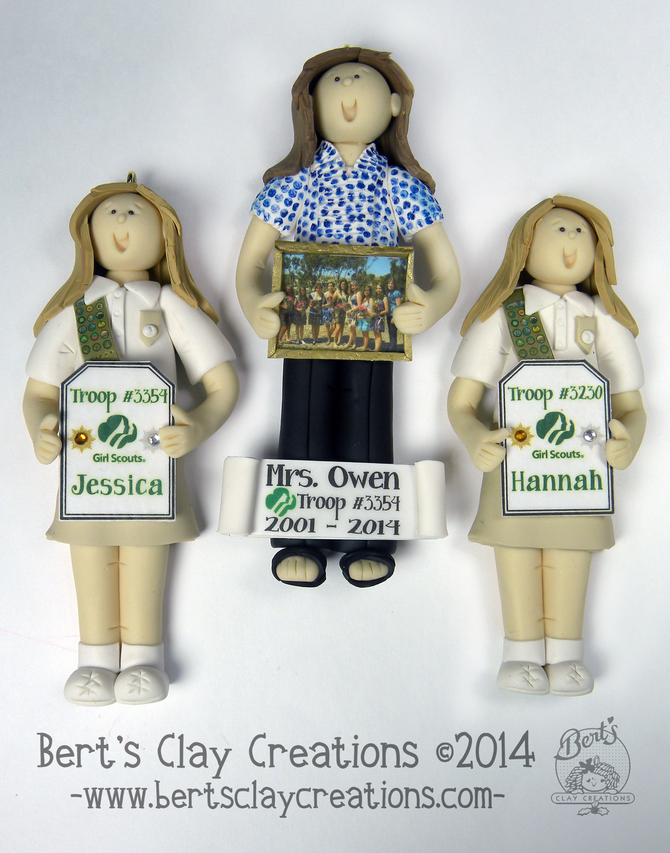 Wedding ornaments 2014 - Custom New Home Engagements Anniversaries Eagle Scout Toppers Girl Scouts Ornaments