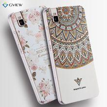 2016 Huawei Honor 7i TPU Soft Case 3D alívio moda colorido padrão Silicone capa para Huawei Honor 7i saco do telefone casos(China (Mainland))