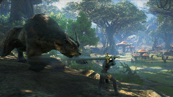 Game Sieu Bom Tấn Dark And Light Sẽ Mở Cửa Tren Steam đầu Năm 2017