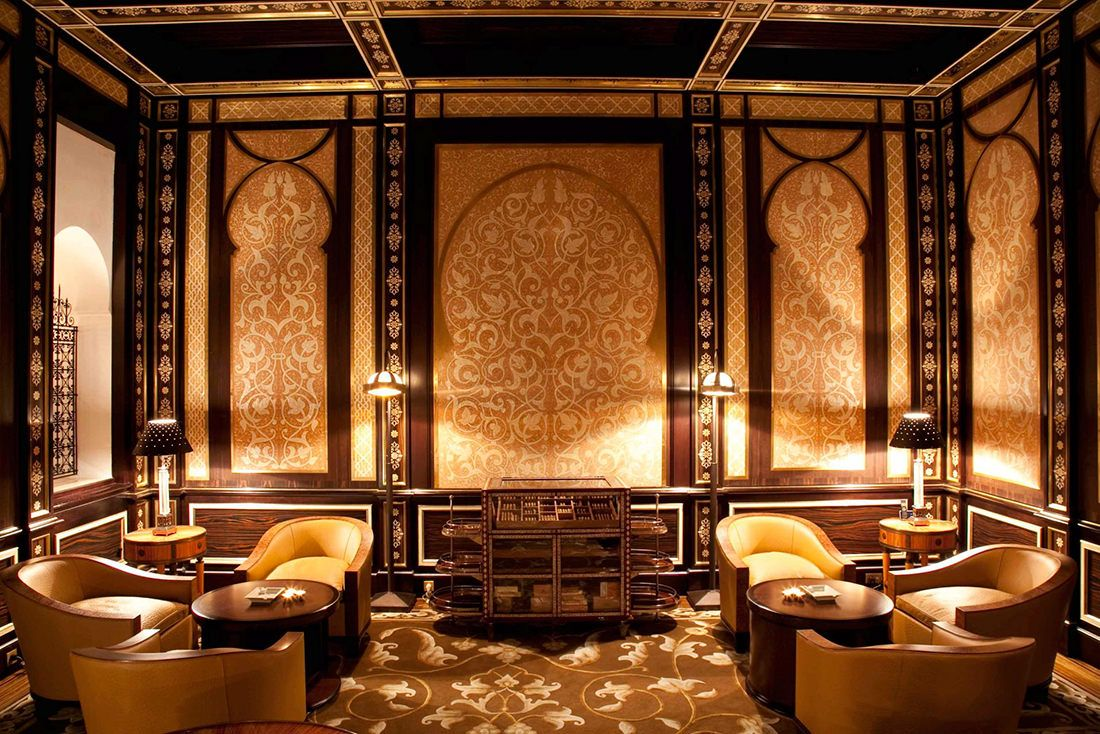 Unique Moroccan Art Deco Interior Design Ideas Art Deco