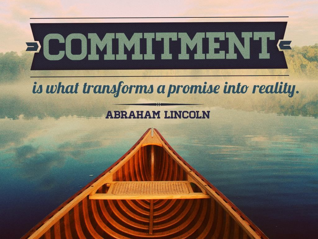 called to be committed christian quotes about commitment