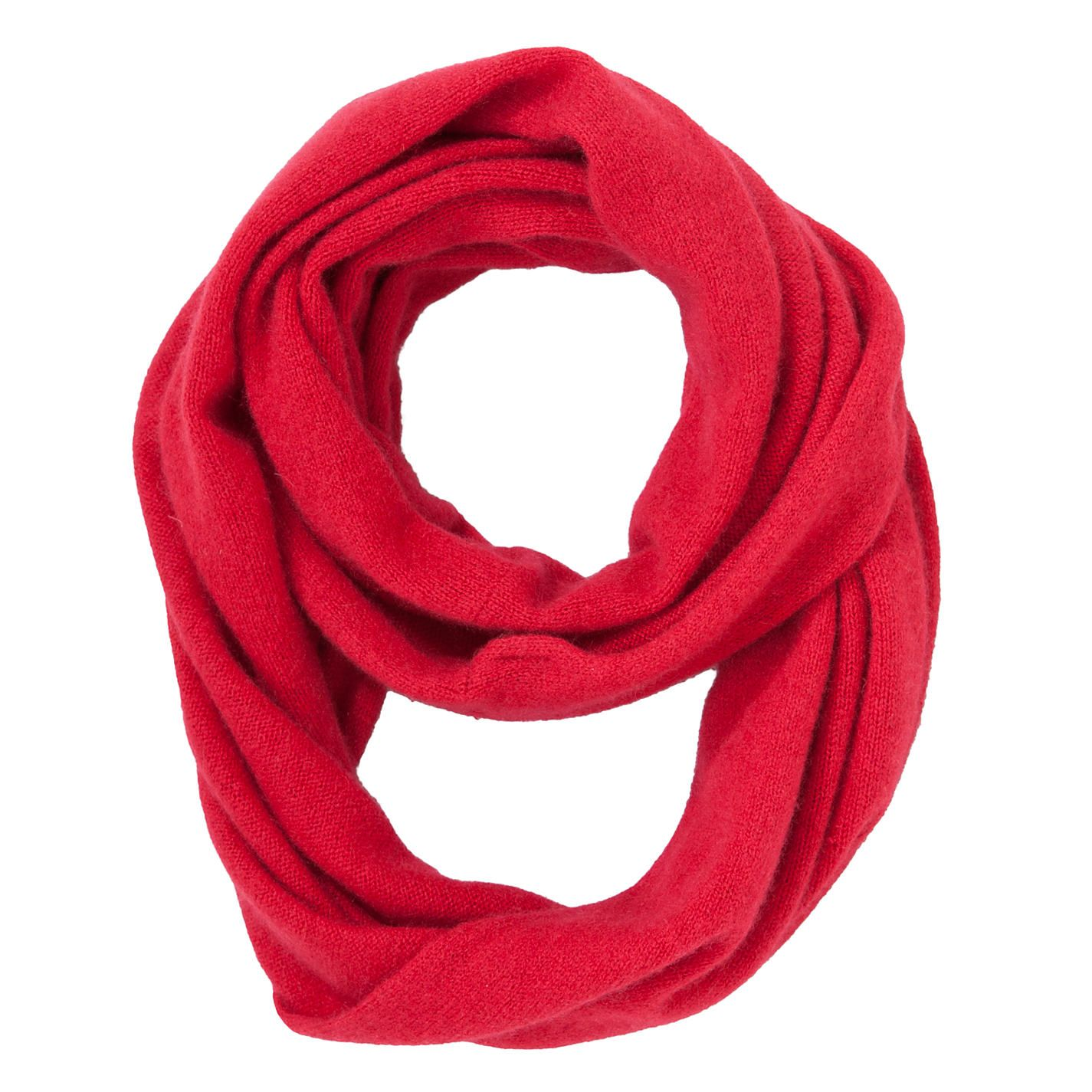 A Red Snood From John Lewis Torn Between This And The Claret One John Lewis Cashmere John Lewis Lewis