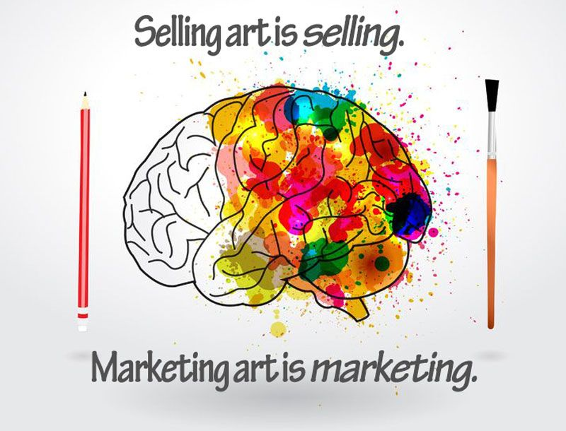 Download Selling and Marketing your art (With images) | Brain ...