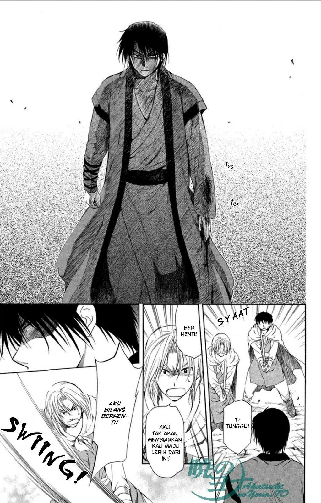 Manga Akatsuki No Yona Chapter 91 Bahasa Indonesia 10